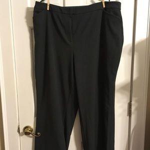 Croft & Barrow Grey Dress Pants
